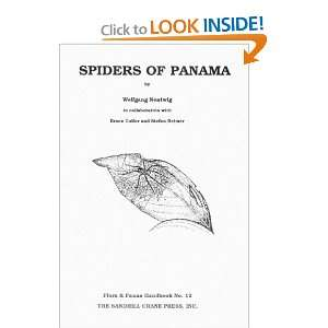 of Panama (Flora and Fauna Handbook) (9781877743184): Nentwig: Books