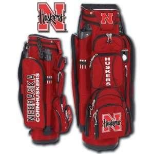 University of Nebraska Cornhuskers Brighton Golf Cart Bag
