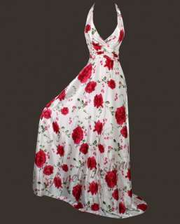 Sweet Summer Halter Dress pattern