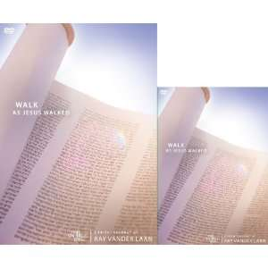 Walk As Jesus Walked DVD and Discovery Guide Combo Pack Movies & TV