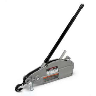 JET JG 150, 1 1/2 Ton Heavy Duty Wire Rope Grip Puller with Cable