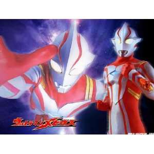 Ultraman Mebius Complete Tv Series + Movie ultra seven