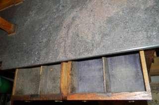 ANTIQUE 1880s HERTER CARVED OAK MIRRORED SIDEBOARD