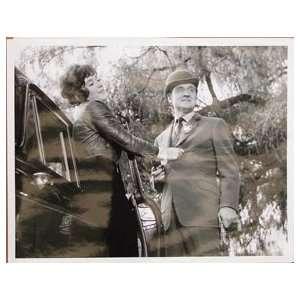 Linda Thorson & Patrick Macnee Original Avengers TV Photo