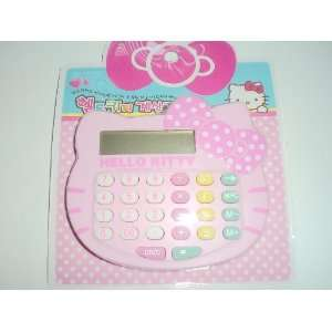Hello Kitty  Calculator Toys & Games