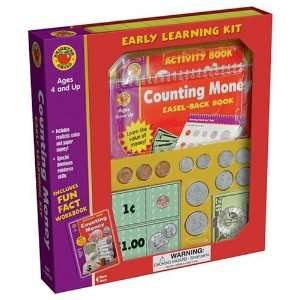 Counting Money Early Learning Kit (Brighter Child Early Learning Kits