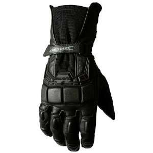 Joe Rocket Black Blaster 4.0 Mens Motorcycle Gloves   Size