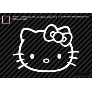 (2X) Hello Kitty   Cell Phone Sticker   Mobile   Decal