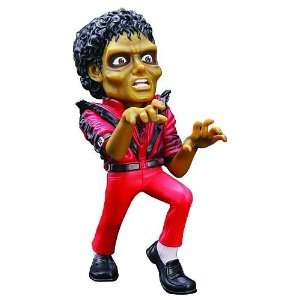 Michael Jackson King Of Pop Thriller Vinyl Figure Zombie