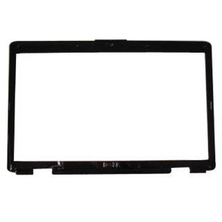 New Dell Inspiron 1545 front lcd bezel with hole for webcam 15
