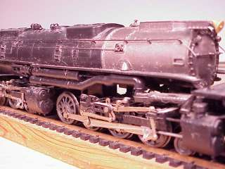 ho articulated steam locomotive 4 8 8 4 better known as the big