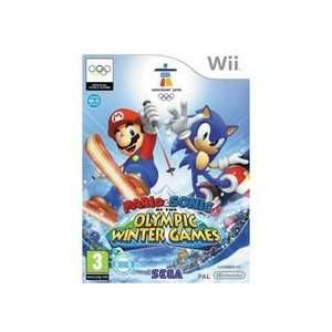 Sega Mario & Sonic at the Olympic Winter Games Video Games