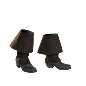 Jack Sparrow Boot Covers Child Costume Accessory Toys