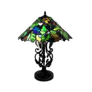 24 Jady Tiffany Style Bronze Finish Energy Saving Table