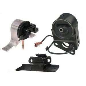 M249 03 07 Nissan Murano 3.5 Engine Motor/ Transmission Mount Set 3 W