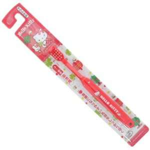 Hello Kitty Kids Toothbrush Red Toys & Games