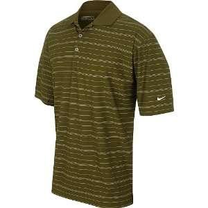 Nike Dri Fit Tech Core Stripe Polo Extra Large Sports