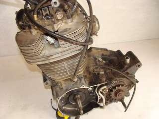 1979 Yamaha XT500 Engine Motor   Image 05