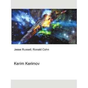 Kerim Kerimov: Ronald Cohn Jesse Russell: Books