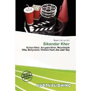 Sikandar Kher (9786200691668) Eldon A. Mainyu Books