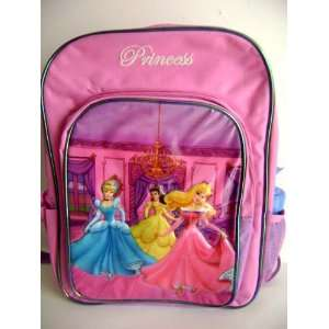 Cinderella Large Backpack   Large School Backpack Toys & Games