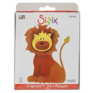 Sizzix Originals Die Large Lion Arts, Crafts & Sewing