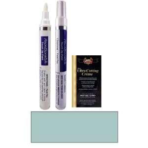 Oz. Ocean Light Blue Metallic Paint Pen Kit for 2008 Suzuki SX 4 (ZFN