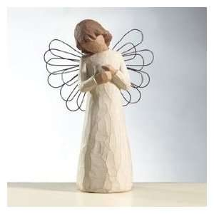 Angel of Healing Figurine by Willow Tree: Home & Kitchen