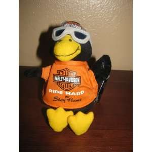 Harley Davidson Bean Bag Diz The Duck Toys & Games