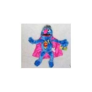 Sesame Street Super Grover 12 Plush Figure Toys & Games