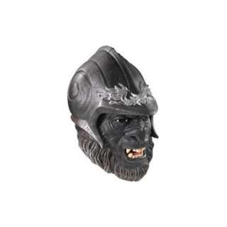 Adults Planet Of The Apes Attar Costume Mask Clothing
