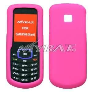 Cuffu   Pink   Samsung R100 Stunt Premium SKIN Case Cover