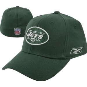 New York Jets  Green  Coachs Sideline Flex Structured Hat