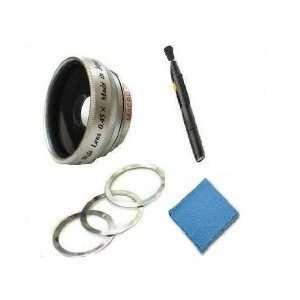 DIGI Micro Fiber Cleaning Cloth + Pro Lens Cleaning Pen. Camera