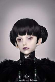 Molly girl head Blossom Doll 1/3 doll bjd SD super dollfie |