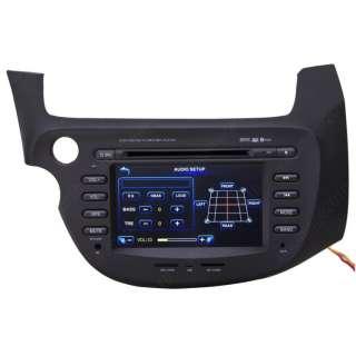 2009 11 Honda Fit Car GPS Navigation Radio TV Bluetooth USB  IPOD