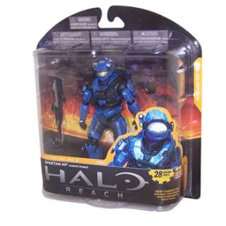 McFarlane Toy Action Figure   Halo Reach 3   SPARTAN MILITARY POLICE