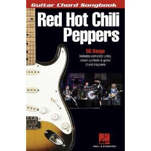 Red Hot Chili Peppers   Guitar Chord Songbook: Musical