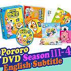 Pororo DVD SeasonIII 2 Korean Language English Subtitle