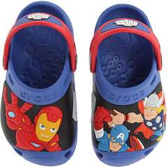 Crocs Kids Marvel Super Hero Squad Clog (Infant/Toddler)