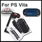 fiber skin case cover for Sony PS PlayStation Vita USA SHIPPING