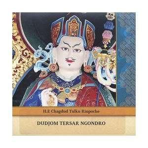 Dudjom Tersar Ngondro CD (Sadhana practices): Chagdud