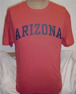 University of Arizona Wildcats Red Short Sleeve T Shirt