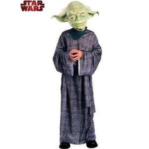 Yoda Costume Child Medium 8 10 Star Wars Collection Toys