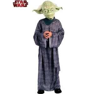 Yoda Costume Child Medium 8 10 Star Wars Collection Toys