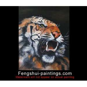 Painting Tiger, Animal Paintings, Oil Paintings Art On