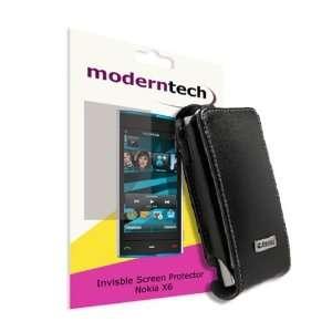 Modern Tech Nokia X6 Bundle with Krusell Genuine Leather
