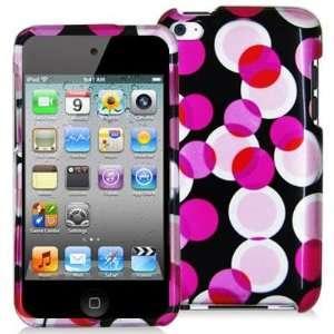 Electromaster(TM) Brand   Hot Pink Bubbles Design Crystal