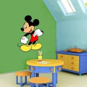 Mickey Mouse Cartoon Wall Decor sticker 25X18