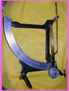 RARE, ANTIQUE MECHANICAL WEIGHT SCALE / WEIGHING SCALE, GRAMS